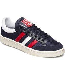 americana low låga sneakers blå adidas originals