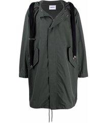 ambush multi-cord detail coat
