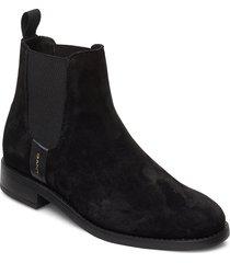 fayy chelsea shoes chelsea boots svart gant