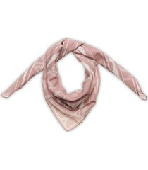 day bandana sketch scarf rosa day et