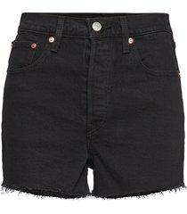 ribcage short late shift shorts denim shorts svart levi´s women