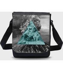 torba na ramię mała hipster wulkan