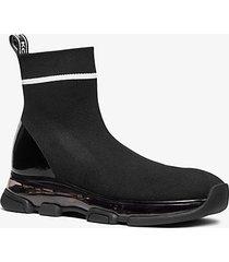 sock sneaker kendra in maglia stretch