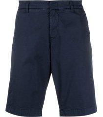 fay blue stretch-cotton deck shorts