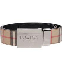 burberry belt ble plaque rvs