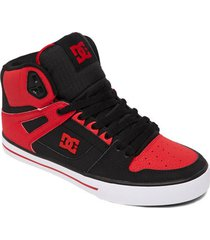 hoge sneakers dc shoes pure high-top wc adys400043