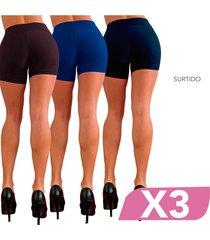 3 shorts bengalina - 449903