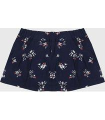 falda azul-blanco-rojo boboli