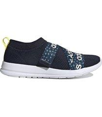 zapatilla negra adidas khoe adapt x