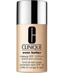 base facial even better makeup spf 15 clinique 70 - vanilla