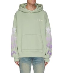 'eternal happiness' oversized hoodie