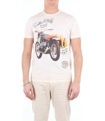 t-shirt korte mouw take a way m0200biker