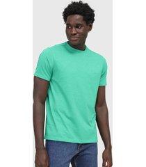 camiseta dudalina logo verde