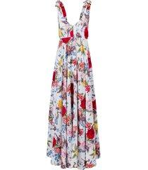 maxiklänning viavian s/l ankle dress
