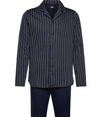 jbs pyjamas woven pyjama blauw jbs