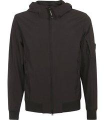 c.p. company ribbed zip jacket