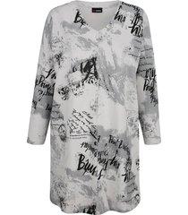 sweatshirt miamoda grijs