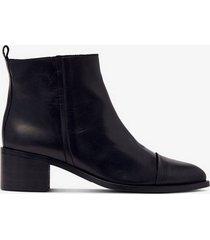 boots biacarol leather boot