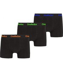 one redox redox boxershorts - 3-pak