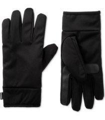isotoner signature men's smartdri smartouch gloves