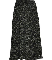 sondra skirt knälång kjol grön masai
