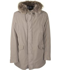 herno cotton down jacket