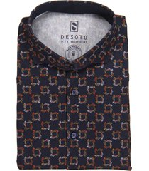 desoto dress hemd 48007-3