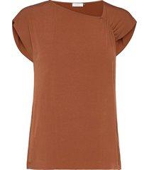 day wish blouses short-sleeved brun day birger et mikkelsen