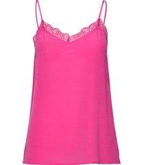day new fannah blouse mouwloos roze day birger et mikkelsen