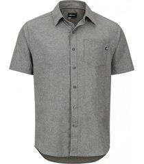 camisa aerobora ss gris marmot
