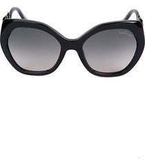 57mm cat eye sunglasses