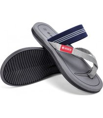 sandalias casuales de verano para hombre-gris