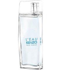 kenzo perfume feminino l'eau kenzo femme edt 100ml