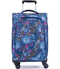 "atlantic infinity lite 4 25"" expandable spinner suitcase"