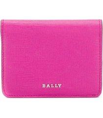 bally porta-moedas - rosa
