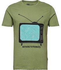sdprosper t-shirts short-sleeved grön solid