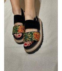 sandalia blanca via praga  kansas