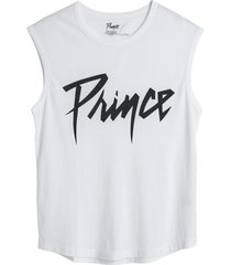prince sleeveless top