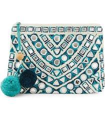 izna geometric purse