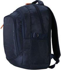 mochila olympikus comfort - 30 litros - azul escuro