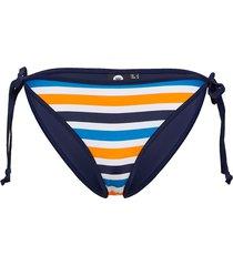 hmllibby swim tanga bikinitrosa blå hummel