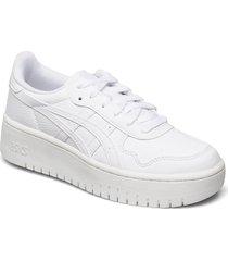japan s pf låga sneakers vit asics sportstyle