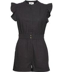 cecile jumpsuit jumpsuit svart ba&sh
