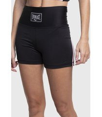 legging everlast short cross negro - calce ajustado