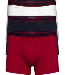 boxershorts boxerkalsonger röd emporio armani