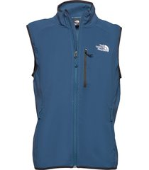 m nimble vest - eu vest blauw the north face