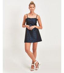 vestido azul desiderata