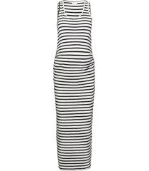 mllea org y/d tank maxi dress dresses everyday dresses blå mamalicious