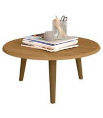 mesa de centro estilo retrô cinamomo móveis bechara