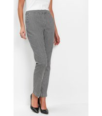 regular fit pantalon, straight